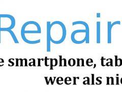 telefoon reparatie Tilburg